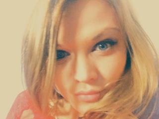 Velmi sexy fotografie sexy profilu modelky Serrendipity pro live show s webovou kamerou!