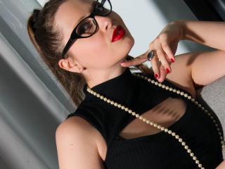 Velmi sexy fotografie sexy profilu modelky SexiestGina pro live show s webovou kamerou!