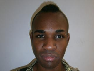 Picture of the sexy profile of SexyBlackBoyX, for a very hot webcam live show !