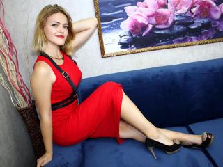 Velmi sexy fotografie sexy profilu modelky SherenLee pro live show s webovou kamerou!
