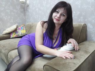 Velmi sexy fotografie sexy profilu modelky SierraFit pro live show s webovou kamerou!