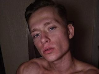 Picture of the sexy profile of SkyBoyP, for a very hot webcam live show !
