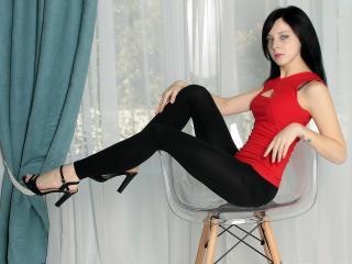 Velmi sexy fotografie sexy profilu modelky SophieReds pro live show s webovou kamerou!