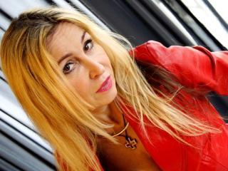Velmi sexy fotografie sexy profilu modelky StarCrystal pro live show s webovou kamerou!