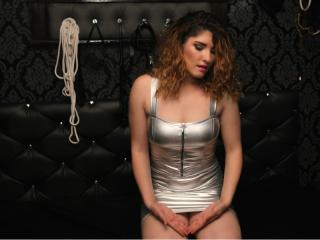 Sexy profilbilde av modellen  SubmissiveTreat, for et veldig hett live webcam-show!