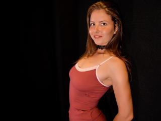 Poza sexy de profil a modelului SunnySofia, pentru un intens show webcam live !