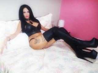 Picture of the sexy profile of TaniaShemale, for a very hot webcam live show !