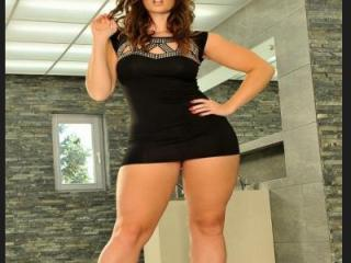 Velmi sexy fotografie sexy profilu modelky TastySquirt pro live show s webovou kamerou!