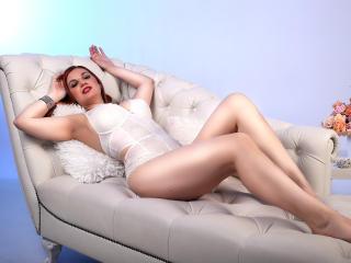 Velmi sexy fotografie sexy profilu modelky TenderLoveX pro live show s webovou kamerou!