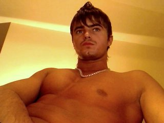 Picture of the sexy profile of TheOne1, for a very hot webcam live show !