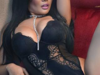 Photo de profil sexy du modèle TreicyHottie, pour un live show webcam très hot !