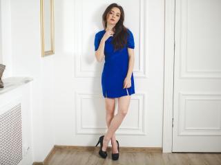 Velmi sexy fotografie sexy profilu modelky TulipVelvet pro live show s webovou kamerou!