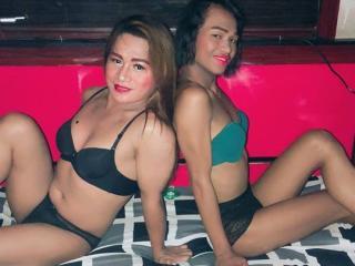 Model TwoNastyCoupleTS'in seksi profil resmi, çok ateşli bir canlı webcam yayını sizi bekliyor!