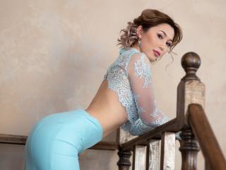Velmi sexy fotografie sexy profilu modelky UCanBeCalm pro live show s webovou kamerou!