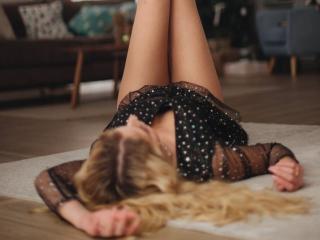 Velmi sexy fotografie sexy profilu modelky UrSweetLexly pro live show s webovou kamerou!