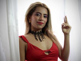Hình ảnh đại diện sexy của người mẫu VanesaHotX để phục vụ một show webcam trực tuyến vô cùng nóng bỏng!
