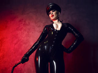 Velmi sexy fotografie sexy profilu modelky VenenaSchwarzwald pro live show s webovou kamerou!