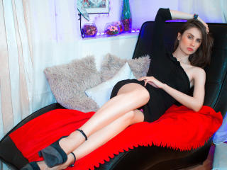 Picture of the sexy profile of VeronikaLang, for a very hot webcam live show !