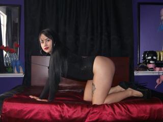 Model VictorySensual'in seksi profil resmi, çok ateşli bir canlı webcam yayını sizi bekliyor!