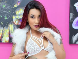 Velmi sexy fotografie sexy profilu modelky VivianThompson pro live show s webovou kamerou!