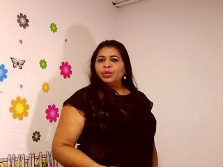 Sexet profilfoto af model WetBlack, til meget hot live show webcam!