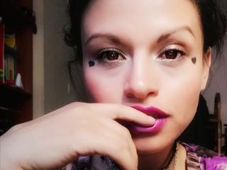 Velmi sexy fotografie sexy profilu modelky XenFoxyFire pro live show s webovou kamerou!