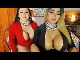 Photo de profil sexy du modèle XMaddyTS, pour un live show webcam très hot !