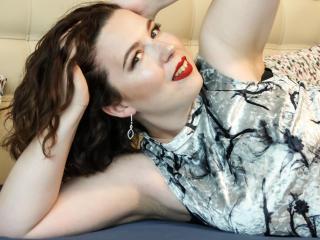 Velmi sexy fotografie sexy profilu modelky XSweetKarina pro live show s webovou kamerou!