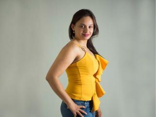 Velmi sexy fotografie sexy profilu modelky YijandraMoonSex pro live show s webovou kamerou!
