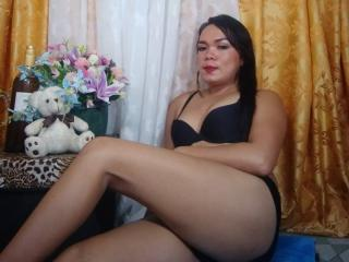 Picture of the sexy profile of YourMistressTs, for a very hot webcam live show !