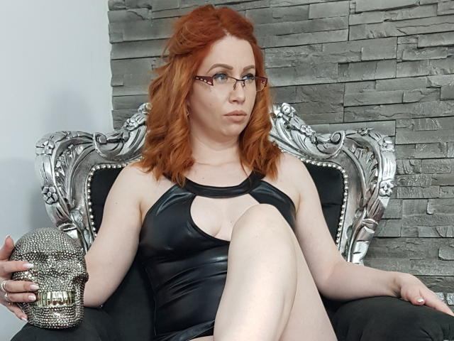 Picture of the sexy profile of Citron, for a very hot webcam live show !