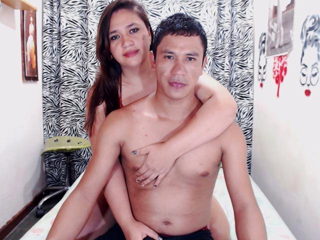 Hình ảnh đại diện sexy của người mẫu LatinSexyDuo để phục vụ một show webcam trực tuyến vô cùng nóng bỏng!