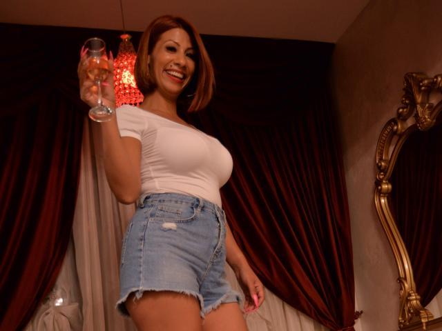 Velmi sexy fotografie sexy profilu modelky LetsGetSexy pro live show s webovou kamerou!