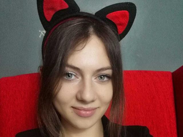 超ホットなウェブカムライブショーのためのチャットレディ、MaiaJoyのセクシープロフィール写真