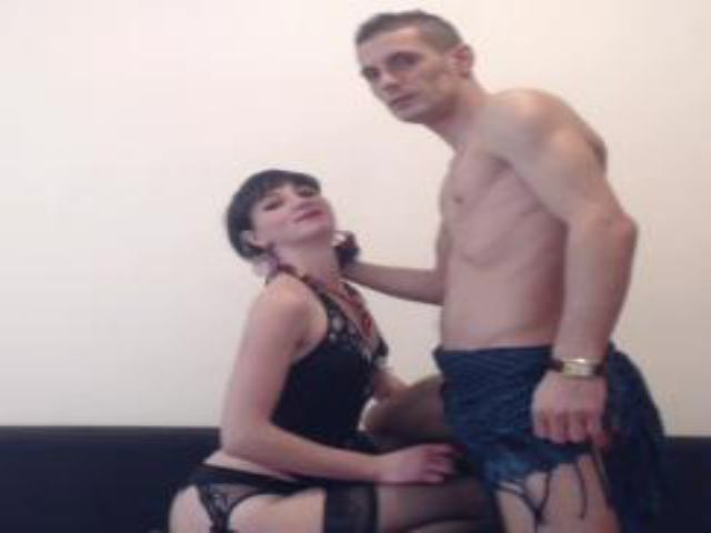 Picture of the sexy profile of NaughtyCoupleForUX, for a very hot webcam live show !