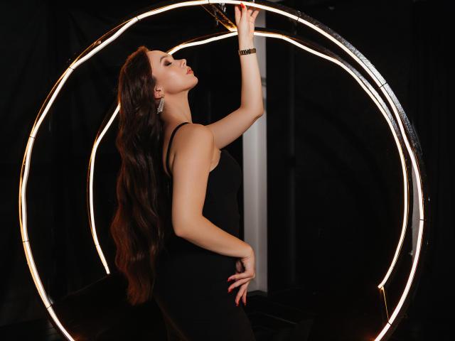 Velmi sexy fotografie sexy profilu modelky YourSoull pro live show s webovou kamerou!