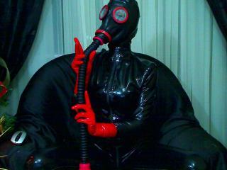 Angelnoble torture on webcam