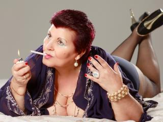 MatureMaidenX - Web cam sexy with this huge tit Sexy mother