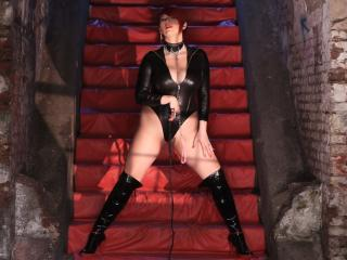 RedHeadLover - Live x with a being from Europe Mistress