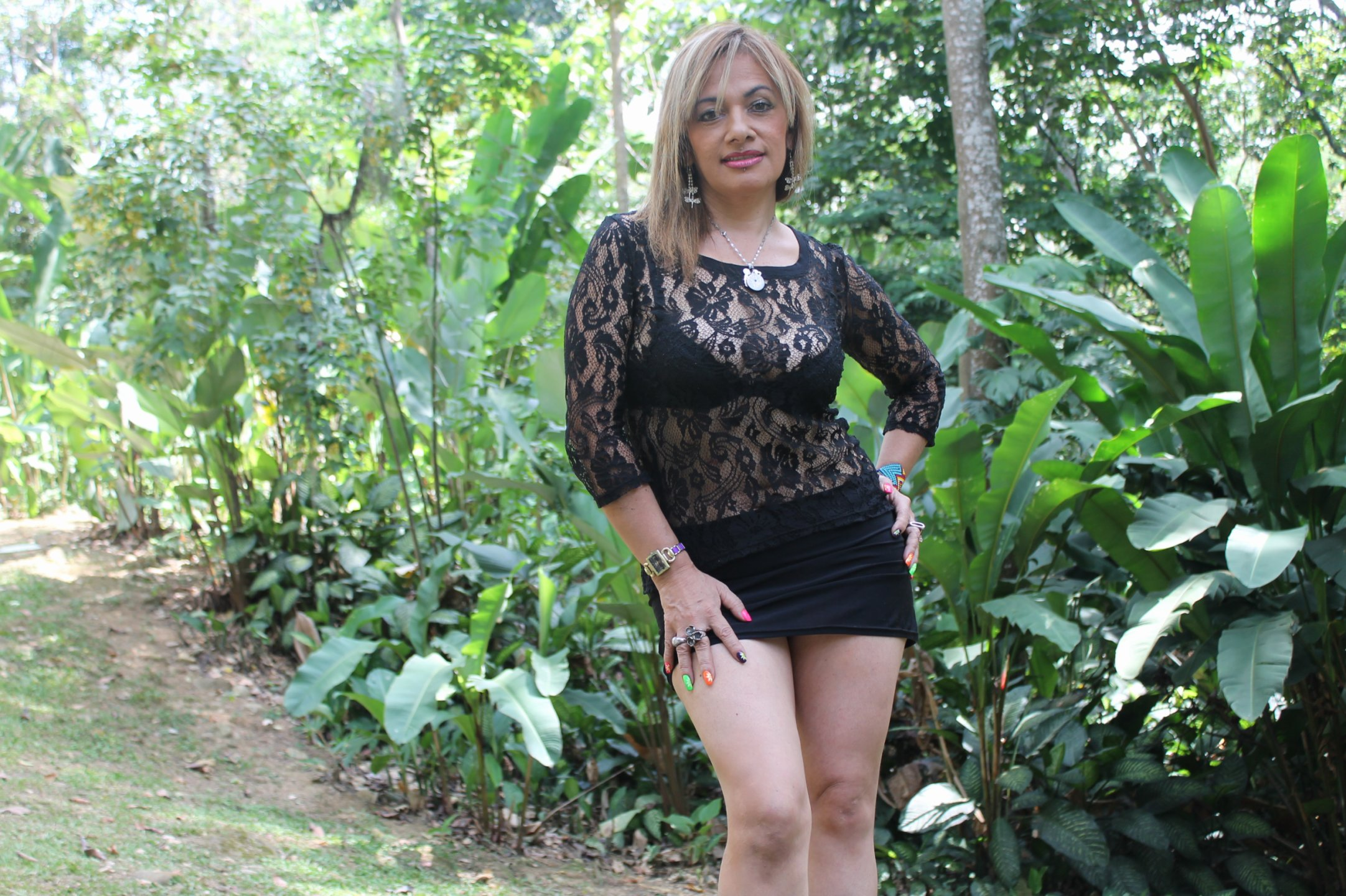 Show Sexy With Sexyhotmature, A Immense Hooter Latin -7192