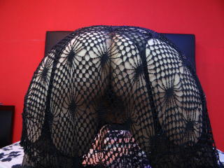 TiffanyAss - Cam sexy with a black hair Attractive woman