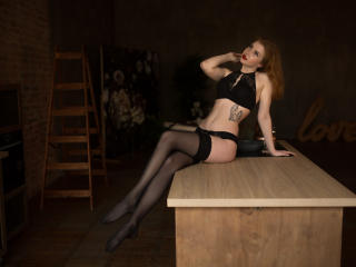 Pelirrojo - Sexy live show with sex cam on XloveCam®