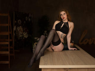 Pelirrojo - chat online hard with this ginger College hotties