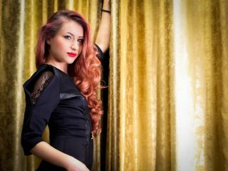 SpicyDelice - Live sexy with a redhead Hot babe