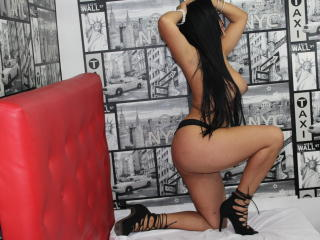 HannaBoobsX - Chat cam hard with this latin College hotties