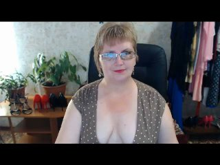 VioletMorning - online show hot with this Mature with gigantic titties