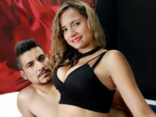 KattXAstton - chat online hot with a latin Couple