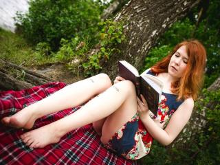 LolaFoxy - Show exciting with a being from Europe 18+ teen woman