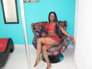 SandyChaudeX - online show xXx with a ebony 18+ teen woman