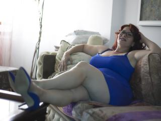HairySonia - Live chat x with this Sexy mother with immense hooters